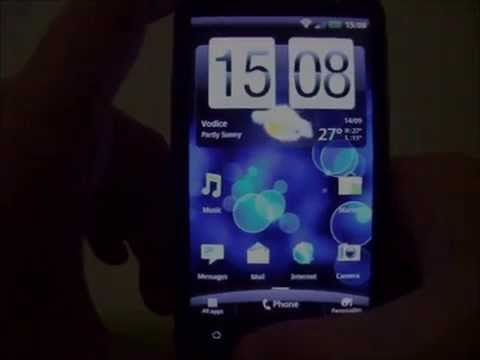HTC Runnymede (Sensation XL) with Sense 3.5 and Android 2.3.5 [Leaked system]