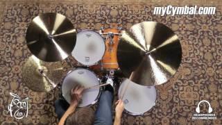 "Paiste 22"" Formula 602 Modern Essentials Ride Cymbal - 2993g (1141622-1091416DD)"