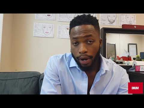 Nay Maps speaks about losing his 'mom' on Uzalo