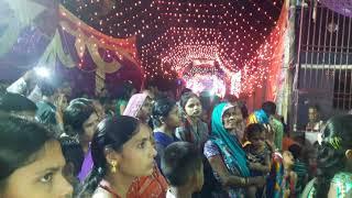 Raja babu with shanu babu durga puja(1)