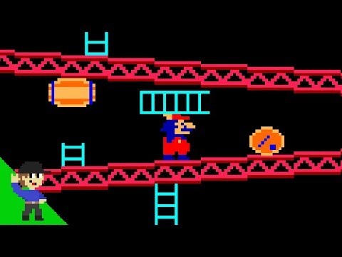8 ways Jumpman could be OP in Donkey Kong - Level UP Shorts