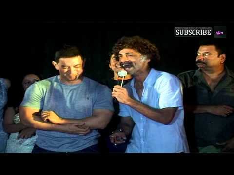 Aamir Khan At Marathi Movie Saturday Sunday Premiere part 2