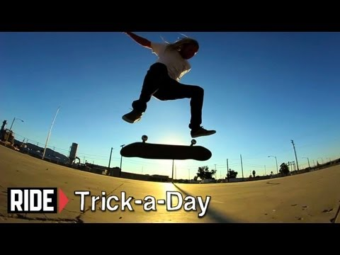 How-To Skateboarding: Kickflips with Tosh Townend