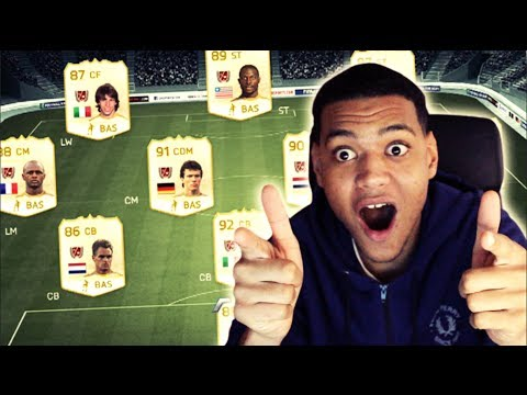 NEXT GEN FIFA 14 - 500K LEGENDS PACK OPENING!