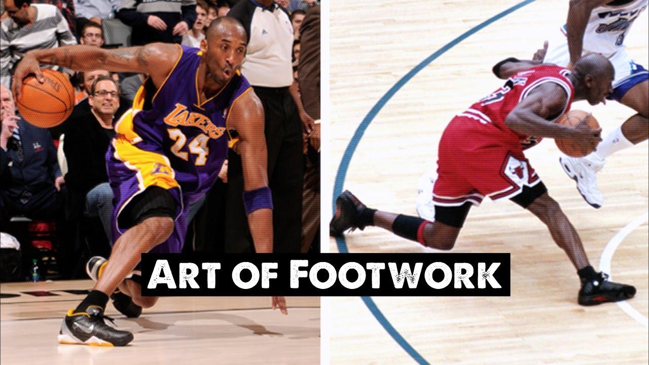 【NBA】腳步的重要