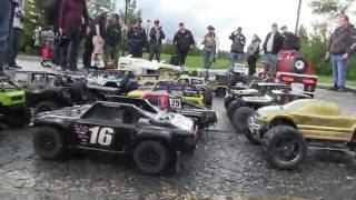 Crawler Teds Garage - Urban Assault with RCTV and PM Hobby