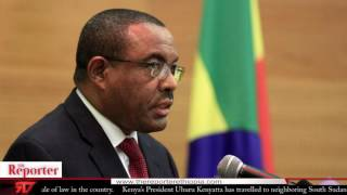 ETHIOPIAN REPORTER TV | English News 08/31/2016