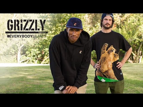 Grizzly X #EVERYBODYskates - New Friends Commercial