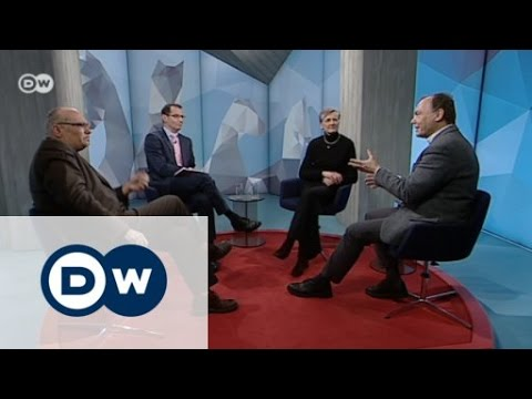 Quadriga: Pegida goes Europe - Fear is the Key | Quadriga