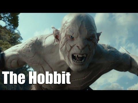 El hobbit: La Desolación de Smaug Tráiler en Español