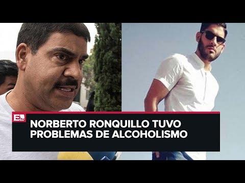 Papá de Norberto acepta que su hijo tuvo problema con el alcohol