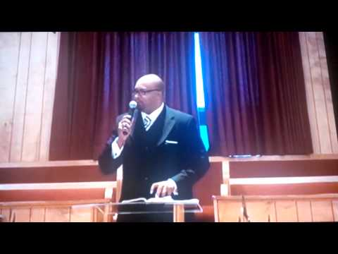 Pastor Henry K. Ewing  (Test God)