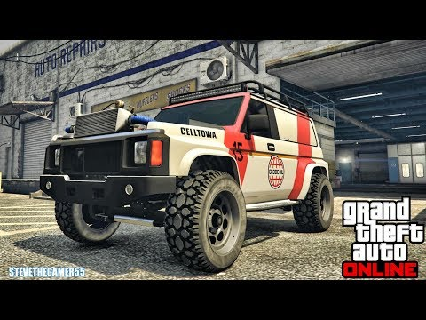 GTA 5 ONLINE - 4x4 OFF-ROAD HELLION (GTA 5 ONLINE) NEW CARS