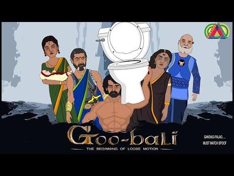 Bahubali Spoof || Prabhas, Rana Daggubati, Anushka,Tamannaah || Creative Cartoon Animation thumbnail