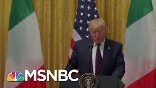 Trump Calls Mattis вThe Worldвs Most Overrated Generalв In Meeting On Syria  Hardball  MSNBC