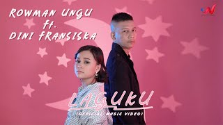 Download lagu Rowman Ungu Feat. Dini Fransiska - Laguku ( )