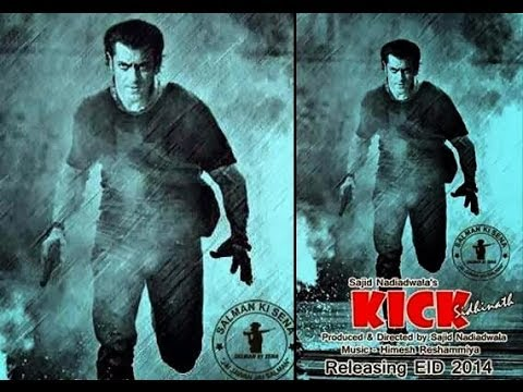 Salman Khan New 'kick Movie' I Official Song ! Latest Song 2014 video