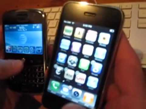 10 Reasons I switched from an iPhone 3G to a Blackberry Bold