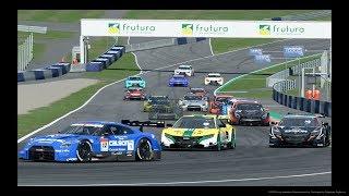 Gran Turismo™SPORT Daily Race 614 Spielberg Honda NSX Concept-GT GT500 Broadcast