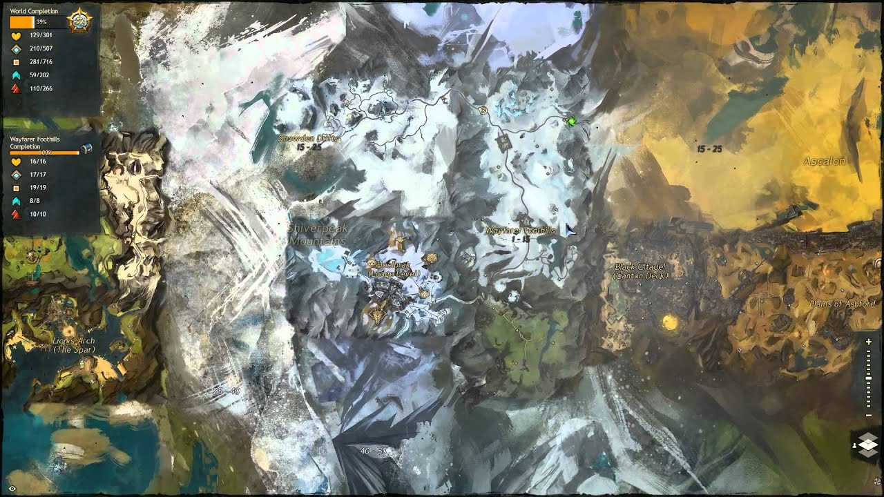 gw2 map with Watch on Guild Wars 2 First Level 80 Player Spotted also Watch moreover Watch likewise Watch as well Damascus Syria Map.