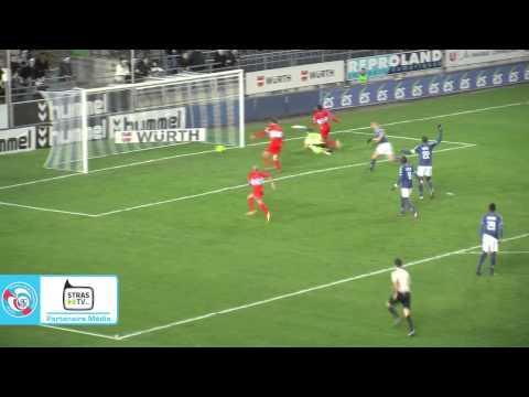 Résumé du match de la 15e journée de National entre le RC Strasbourg Alsace et Fréjus Saint-Raphaël (0-1). En savoir plus : www.rcstrasbourgalsace.fr.