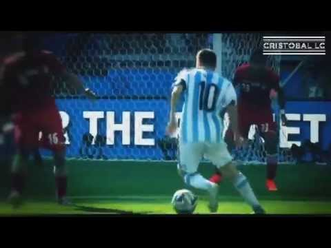 Lionel Messi | World Cup 2014 | Runs And Dribbling Skills | HD