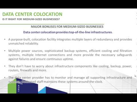 Data Center Colocation:  Is It Right for Medium-Sized Businesses?