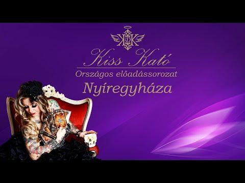 Kiss Kató országos előadássorozat, Nyíregyháza