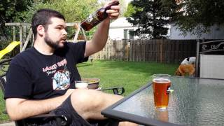Deltrus the Wannabe Drink Connoisseur and Anatoli try the Brickstone Brewery GOLD WINNING APA!