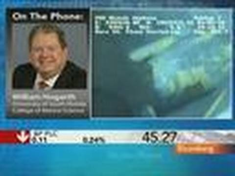 Bill Hogarth Says BP Oil Spill Has Reached Loop Current: Video