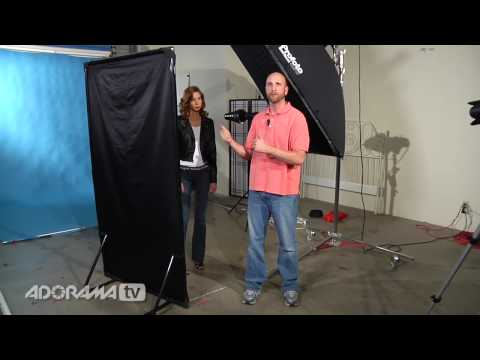0 Digital Photography 1 on 1: Episode 23: Basic 3 Light Setup: Adorama Photography TV