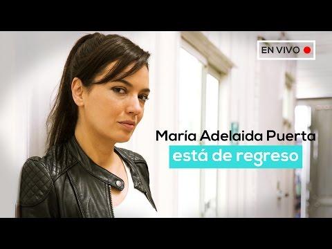 María Adelaida Puerta está de regreso