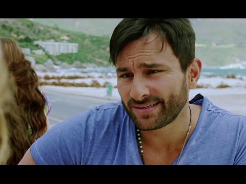 Something Has Caught Saif Ali Khan's Tongue - Cocktail
