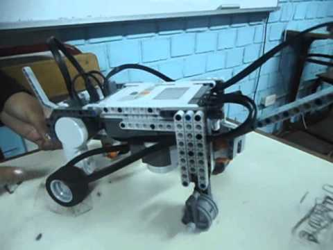 Perrita Robot – Lego Mindstorm NXT 2.0