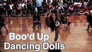Download Lagu Dancing Dolls - Boo'd Up (Audio Swap ) Gratis STAFABAND