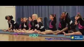 Young Audiences Charter School Gymnastics Spring Spotlight 2015