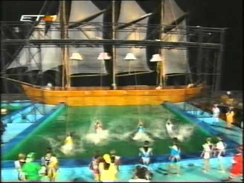 Jeux Sans Frontieres 1997 - Lisbon - Game 4
