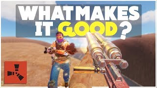 Rust - What Makes it A Great Game?