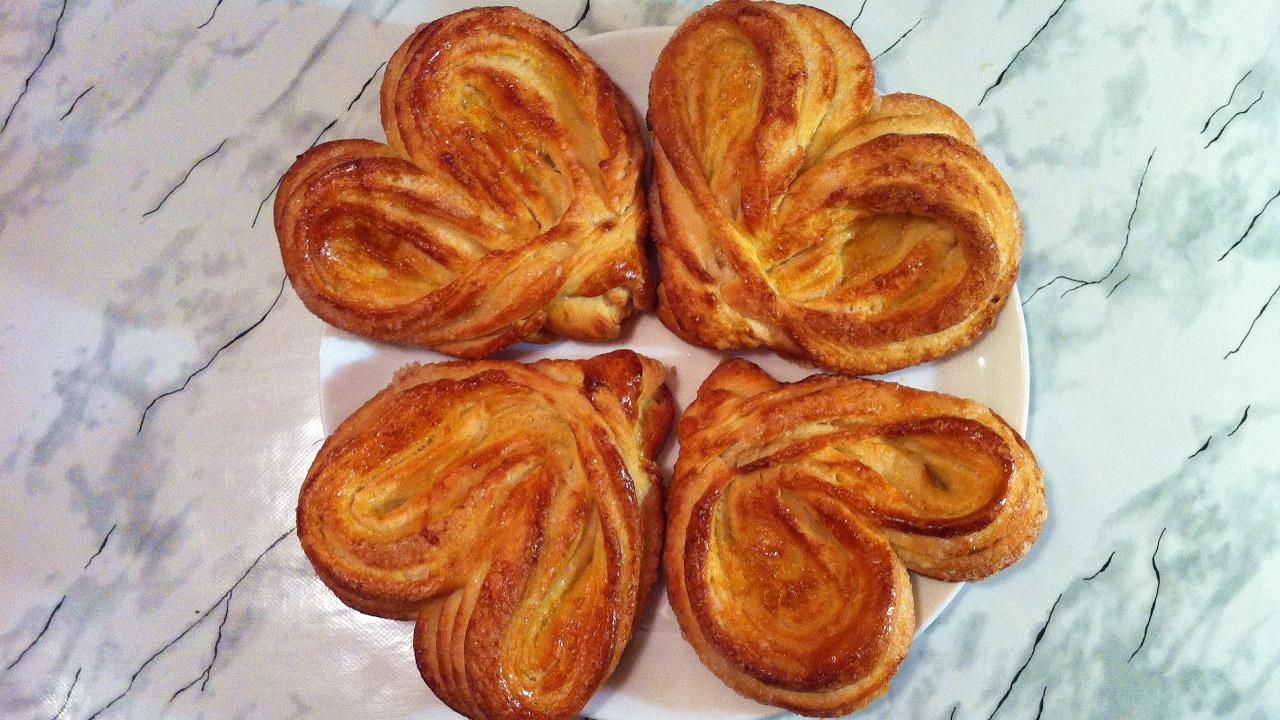 Как сделать простой рецепт булочки с 65