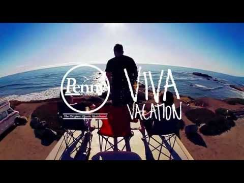 Penny Skateboards Viva Vacation 12 [Water]