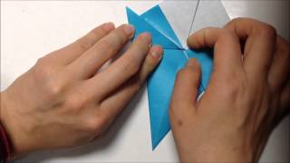 How To Fold Origami Parakeets Of The Bird