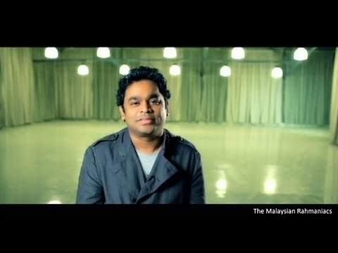 Ar Rahman: The Jewel Of Muslim World Award 2013  - Exclusive video