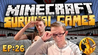 Survival Games w/Sky and Fin, Episode 26 - WE GOT A GREENSCREEN!