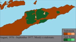 The Indonesian Invasion of East Timor: Every Month