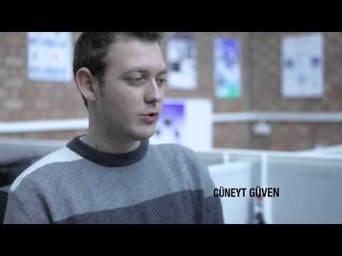 ODTÜ Makina Muhendisliği Ögrenci Projeleri - 2012