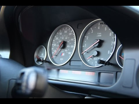 BMW E39 Instrument Cluster Bulb Replacement DIY