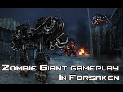 Counter-Strike Online - Zombie Giant Gameplay(Forsaken) Music Videos
