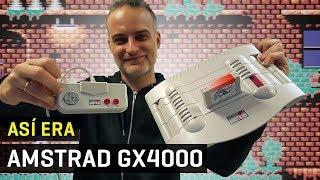Así eran Amstrad GX4000 y sus juegos - Consolas fracasadas en Hardwageddon