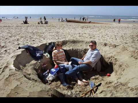 Simone Sandammeer - Kuilen In Het Zand