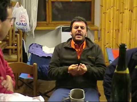 Coro BAJ Congedati QDN Sedico (BL) 06-12-08
